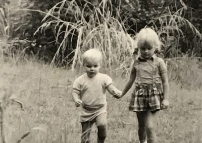 brother & sister 1971
