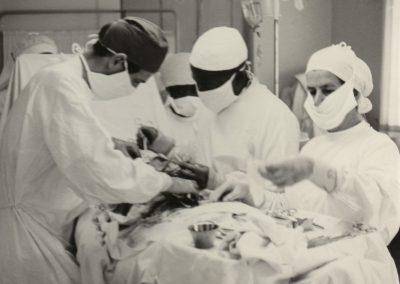 'Daktari' operating